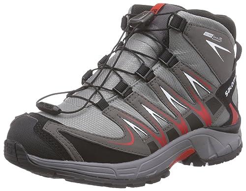 Salomon XA Pro 3D Mid CSWP scarpa invernale bambino |