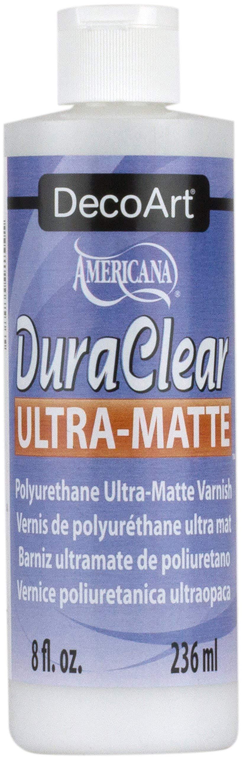 DecoArt DAPK317-B Americana 8 Pot Set, Gloss Enamel, Bright Accents