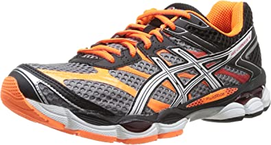 Asics Gel Cumulus 16 - Zapatillas de Running para Hombre, Color Light/White/FL.Oran, Talla 40.5: Amazon.es: Zapatos y complementos