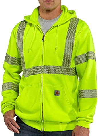 Details about  /Mens Hi Vis Visibility Reflective Jackets Hoodies Tops Coat Trousers Workwear