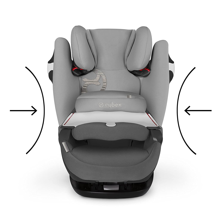 cybex 赛百世GOLD Pallas M-fix 汽车安全座椅 灰色