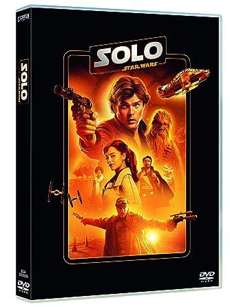 Han Solo: Una historia de Star Wars Edición remasterizada DVD ...