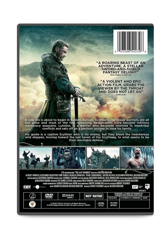 Last Warrior 2018 Edizione: Stati Uniti Italia DVD: Amazon ...