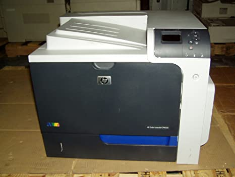 HP LaserJet Impresora HP Color LaserJet Enterprise CP4025n ...