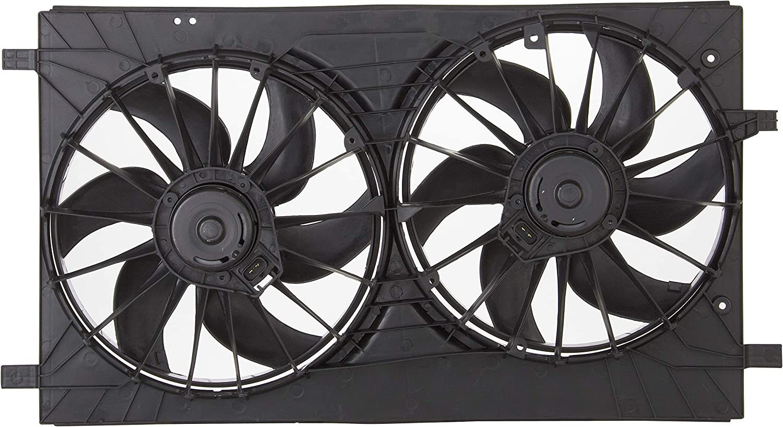 Spectra Premium CF13034 Radiator Fan Assembly