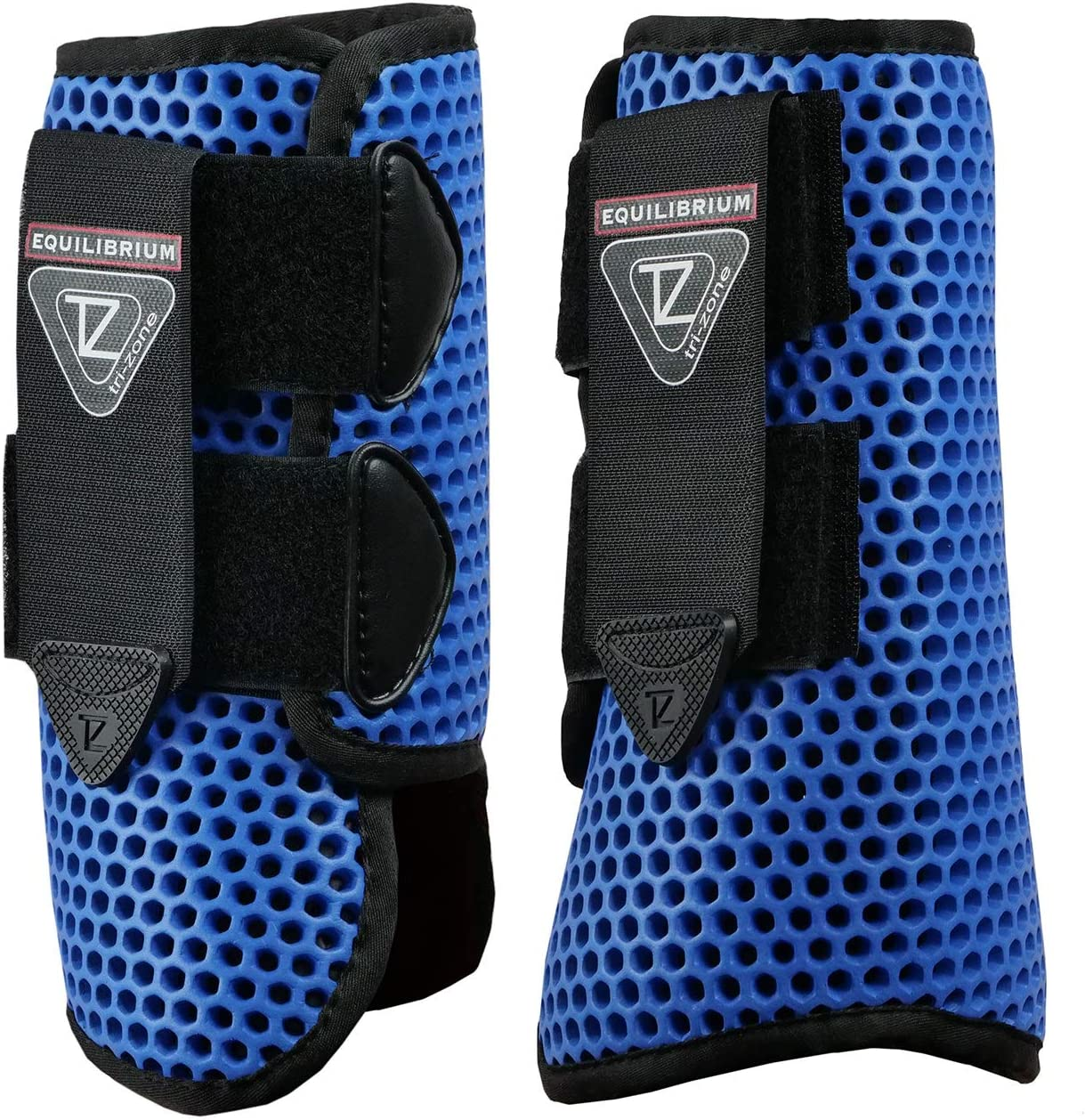 Equilibrium Tri-Zone All Sports Horse Boots - Azul Real