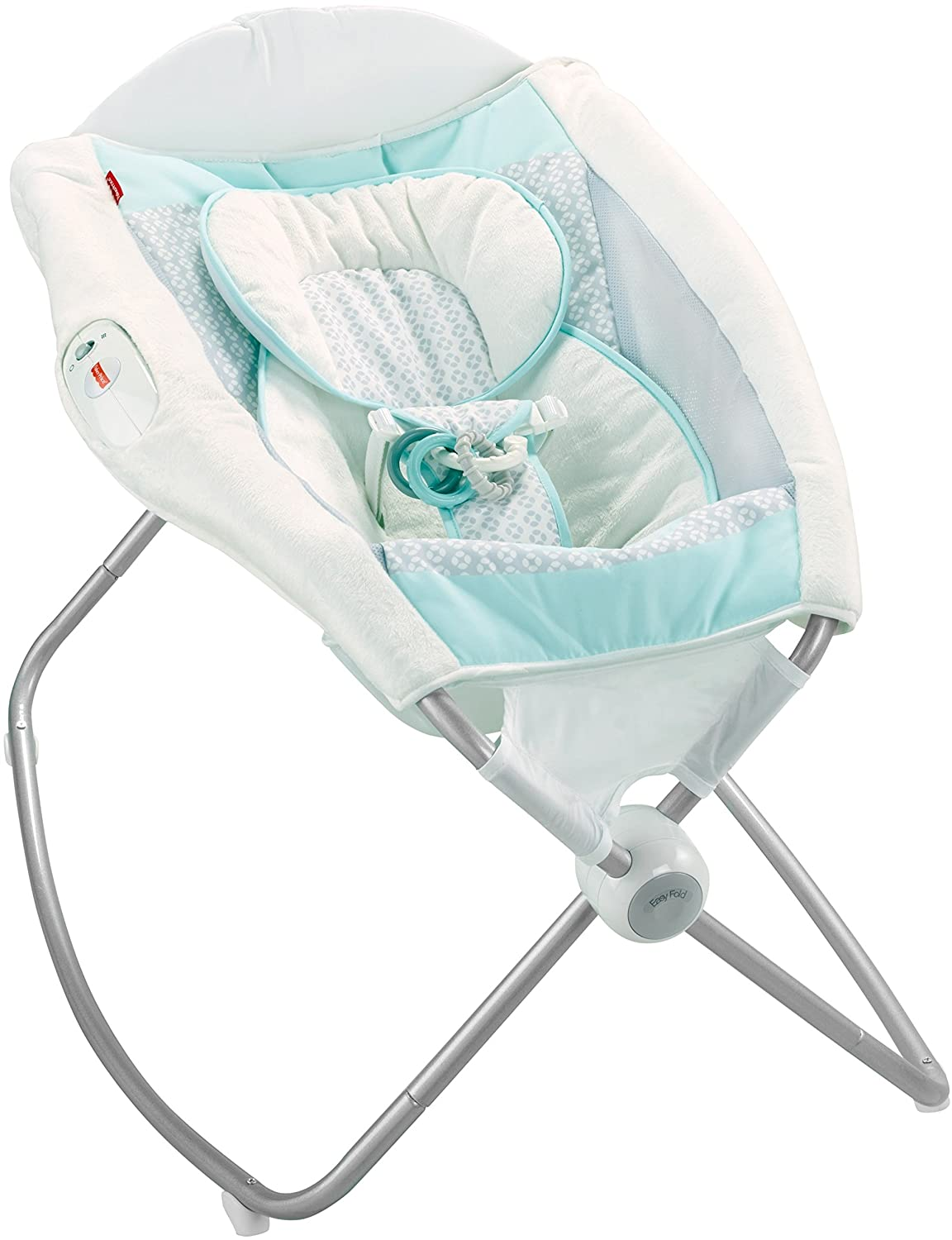 Fisher-Price Deluxe Rock 'n Play Sleeper, Sweet Snugapuppy Dreams DTG87