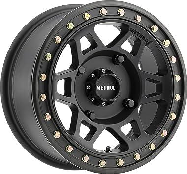 0 x 7. inches //4 x 136 mm, 38 mm Offset Method Race Wheels MR405 UTV Beadlock BRONZE Wheel with Method Matte Black Ring
