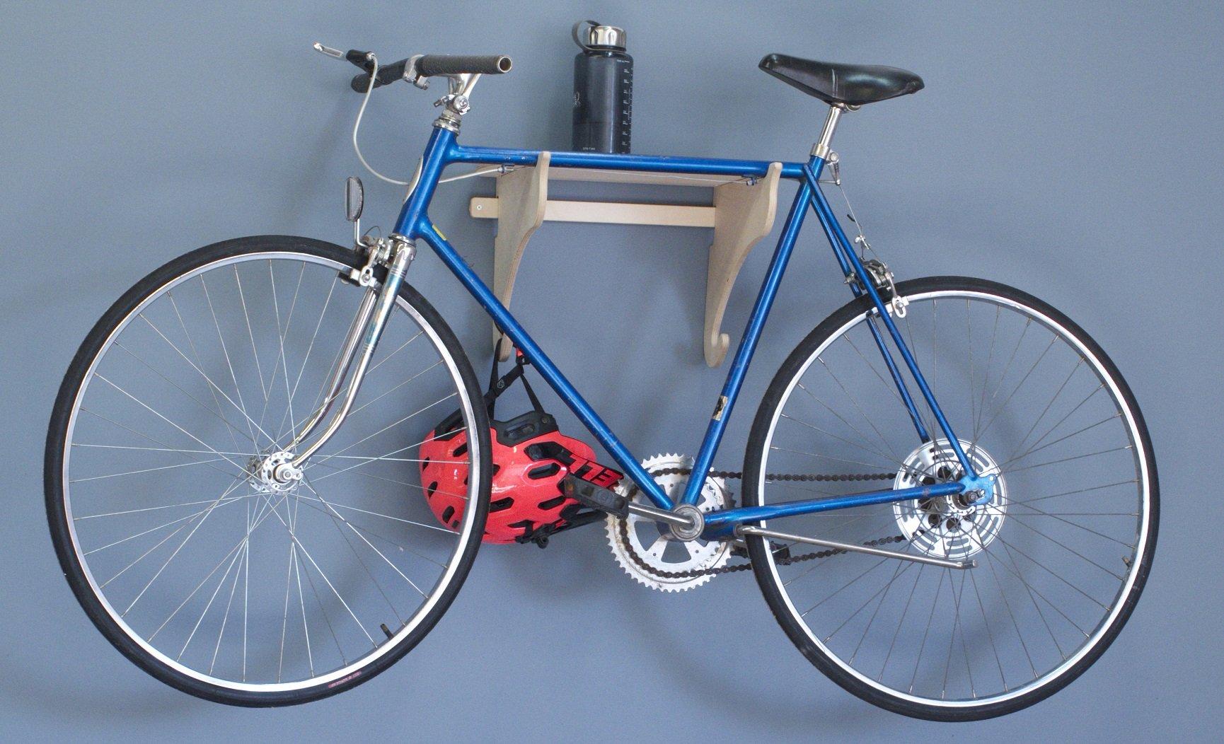 Pro Board Racks Birch Bike Rack Shelf