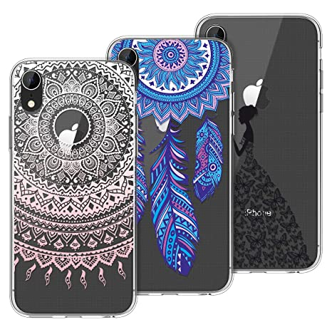 coque mandala iphone xr