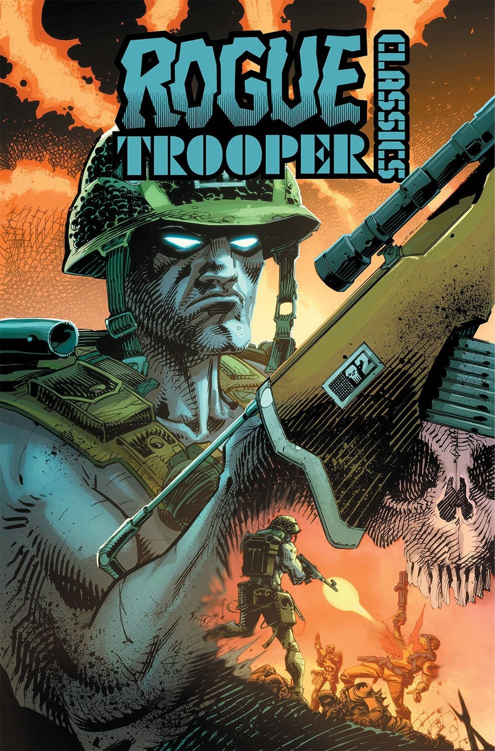 Download Rogue Trooper Classics pdf epub