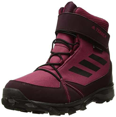 adidas Outdoor Unisex Kids Terrex Snow CF CP CW K Hiking Shoe