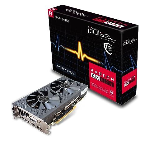 Sapphire Pulse Radeon RX 570 Radeon RX 570 8GB GDDR5 - Tarjeta ...