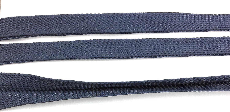 5 yds 5mm Printed Navy Blue Grosgrain Ribbon Trim Card Making Scrapbooking Craft