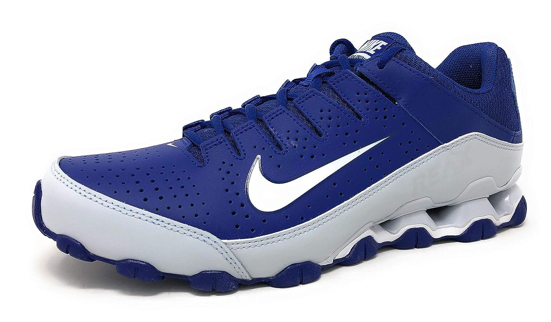 cc463e7b2b1c5e Amazon.com | Nike Men's Reax 8 TR Training Shoe, Deep Royal Blue/White,  Size 8.5 M US | Shoes