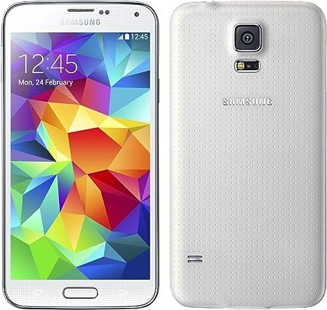 SAMSUNG G901 Galaxy S5 4G 16GB Shimmering White: Amazon.es: Electrónica
