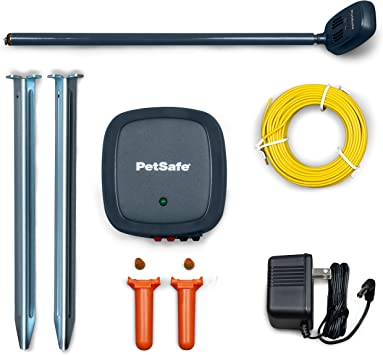 PetSafe Wire Break Locator - Easily Detect Wire Breaks in Any In-Ground Pet Fence System from The Parent Company of Invisible Fence Brand - Components to Repair and Reconnect Wires are Also Included
