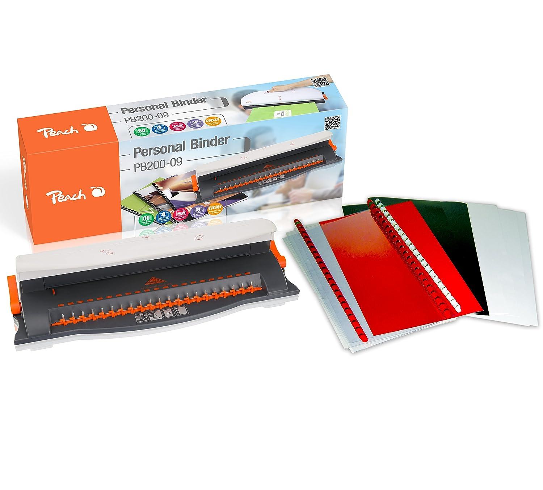 Rilegatrice Peach Personal A4 - PB200-09