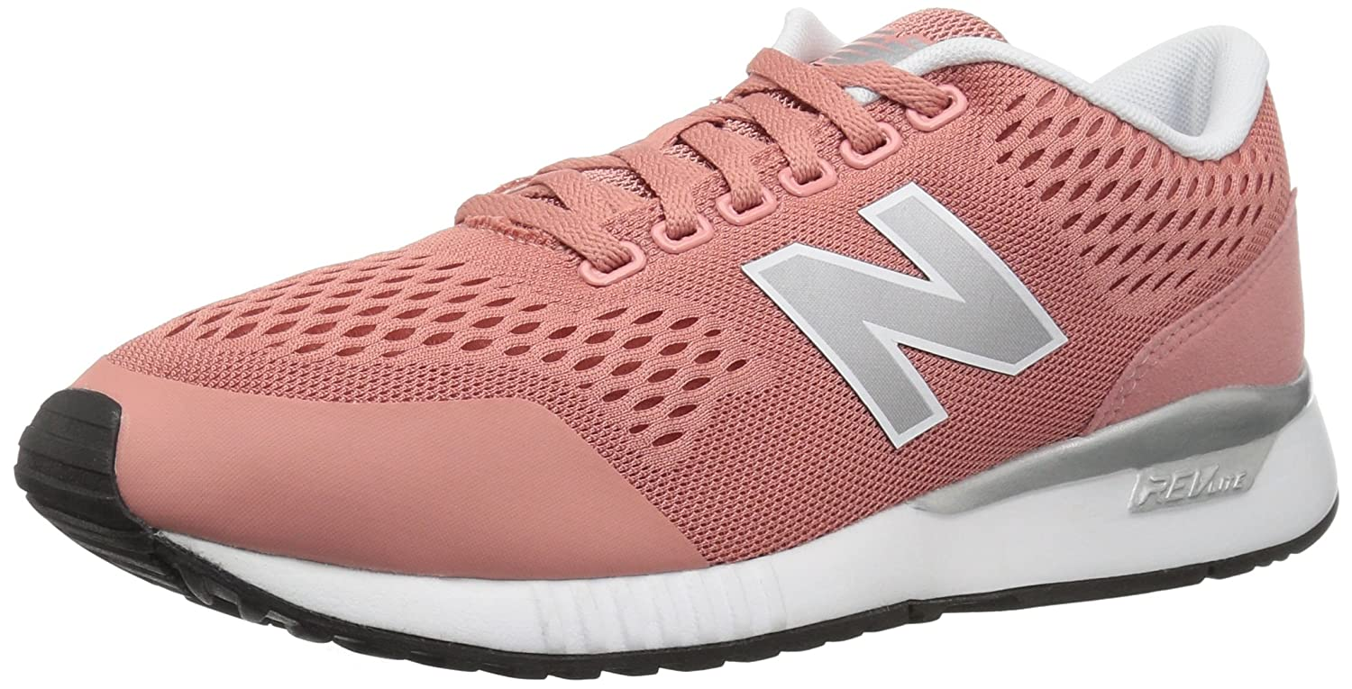 New Balance Women's 005v1 Sneaker B0751FL32F 9 B(M) US|Dusted Peach/Guava