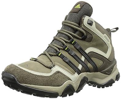 adidas Trans X Mid GTX Trekking & Hiking Shoes Womens Brown Braun (base  brown f11