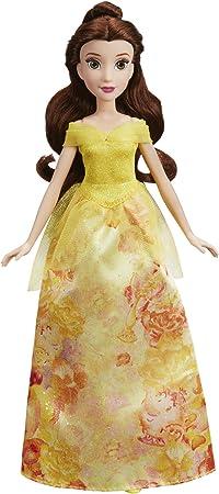 Imagen deDisney Princess-E0274 Bella Brillo Real, Multicolor. (Hasbro E0274)