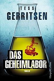 Das Geheimlabor: Kriminalthriller (German Edition)