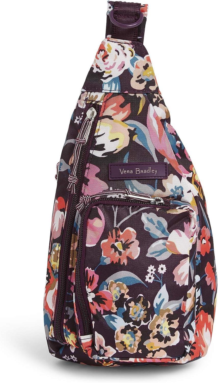 Vera Bradley Lighten Up Mini Sling Backpack