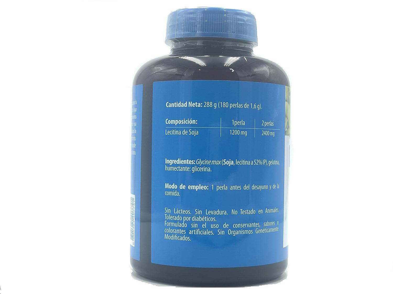dosaggio della perdita di peso della lecitina