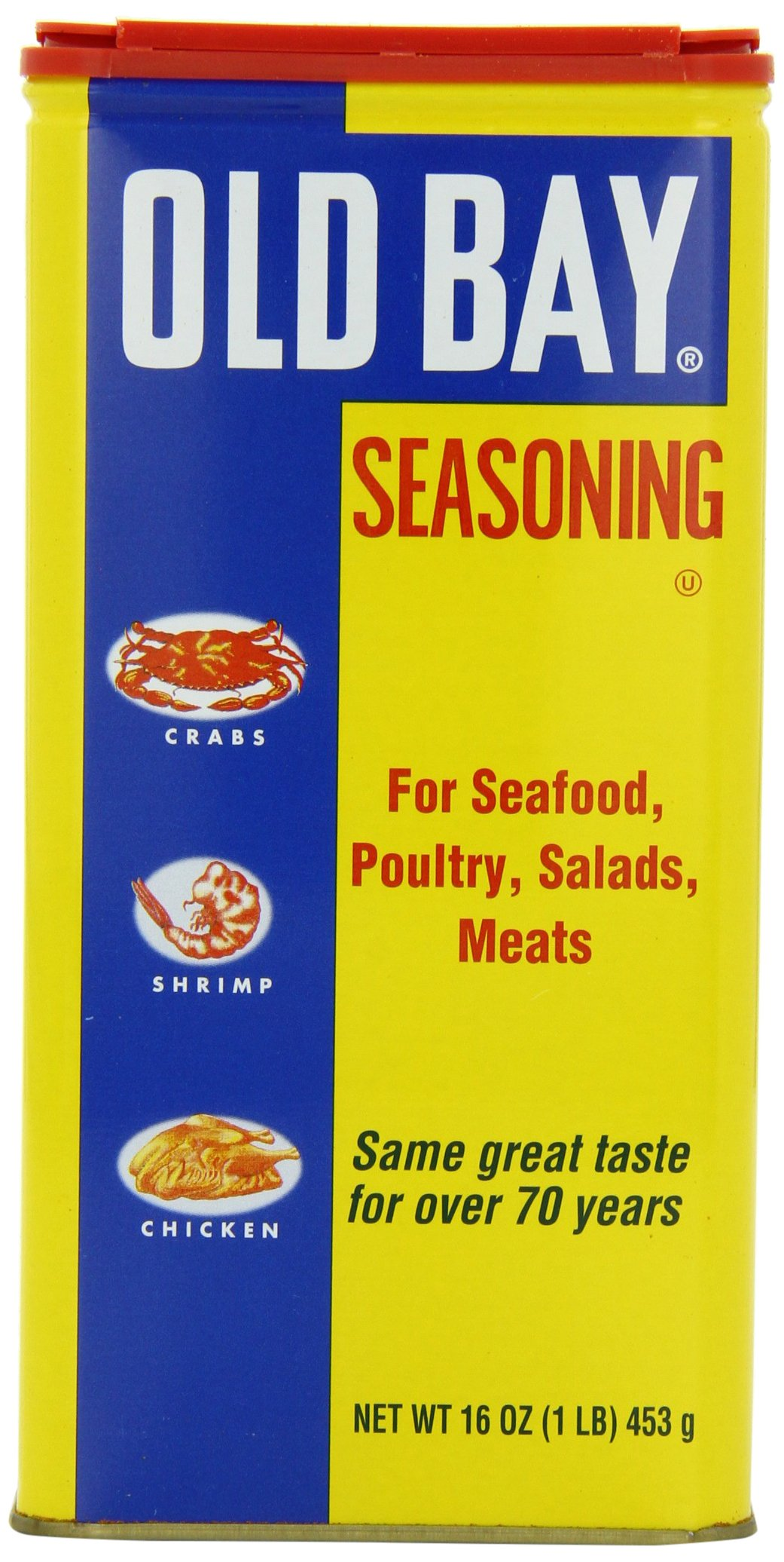 OLD BAY Seasoning, 24 oz by Old Bay