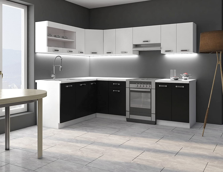 emejing k che schwarz wei photos. Black Bedroom Furniture Sets. Home Design Ideas