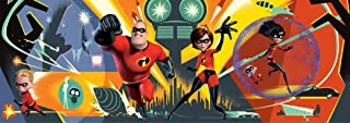 product image for Ceaco Disney Panoramic Incredibles 2 Jigsaw Puzzle, 700 Pieces