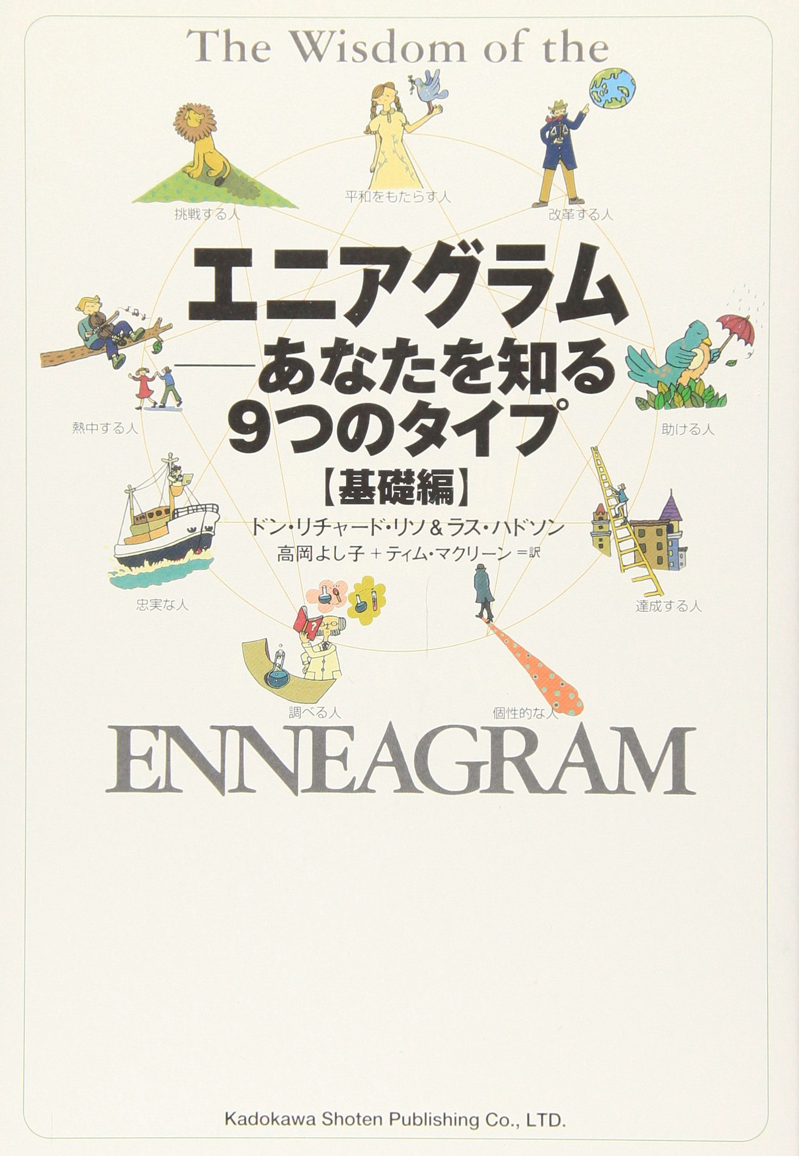 Download Enneagram - Type Fundamentals of nine to know you (overseas series) (2001) ISBN: 4047913944 [Japanese Import] pdf epub