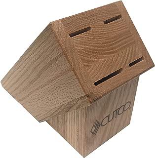 product image for CUTCO Studio Oak Knife Block (4-Slot)