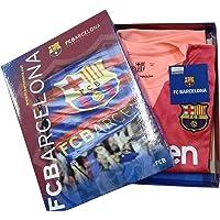 Kit Camiseta y Pantalón Tercera Equipación 2018-2019 FC. Barcelona -  Réplica Oficial Licenciado 17932b244bf7e