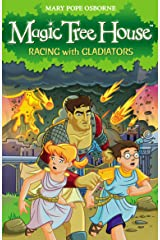 Magic Tree House : Racing With Gladiators Paperback