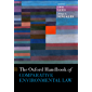 The Oxford Handbook of Comparative Environmental Law (Oxford Handbooks) (English Edition)
