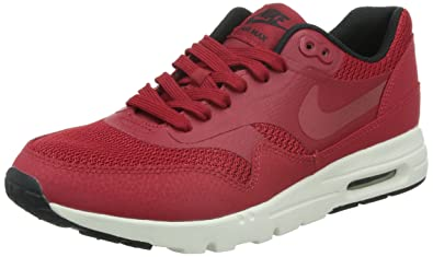 Nike Damen W Air Max 1 Ultra Essentials Fitnessschuhe, Rot