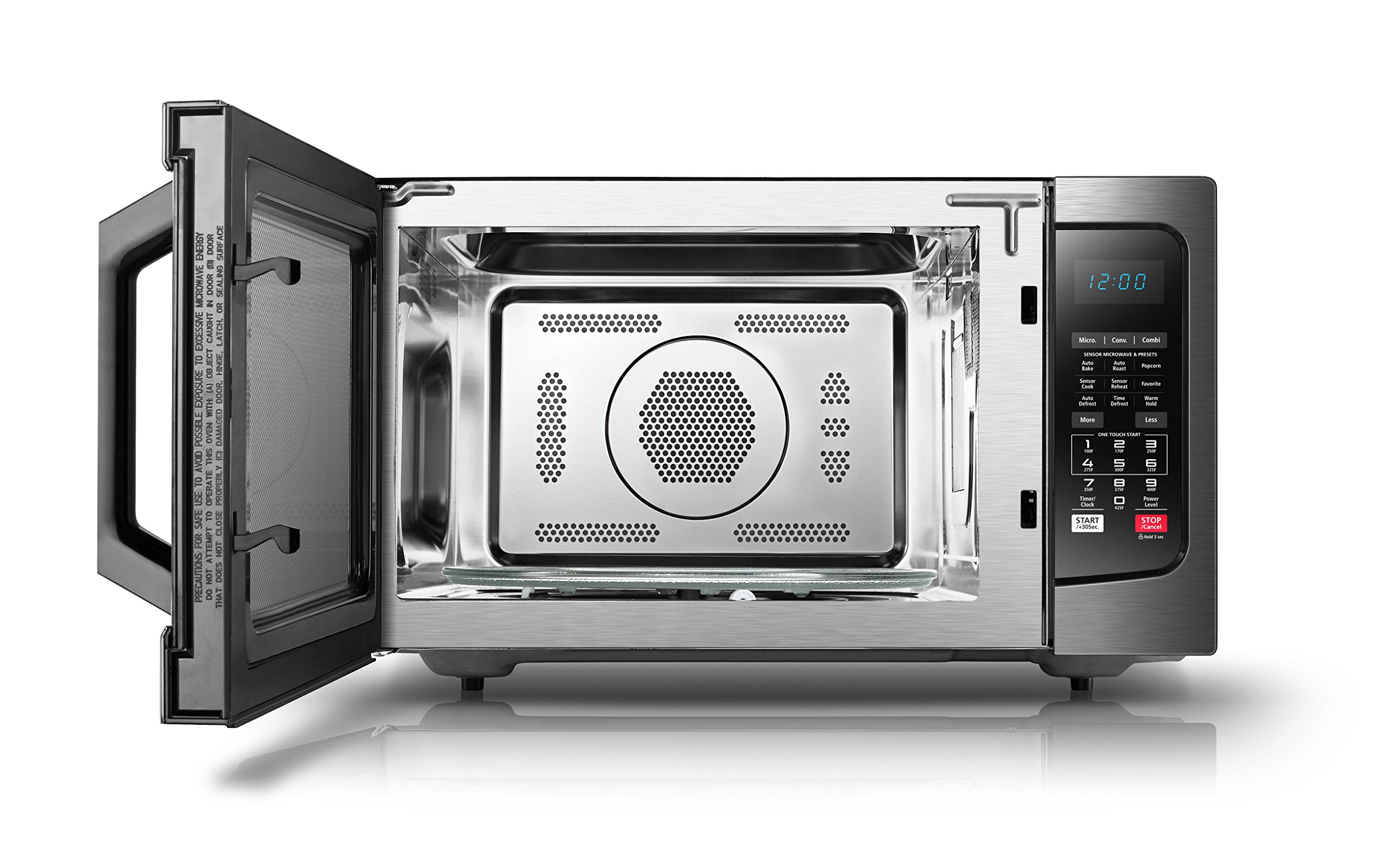 Toshiba Ec042a5c Bs Convection Microwave Oven With