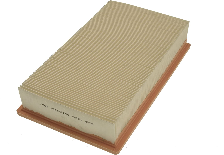 pack of one Blue Print ADJ132201 Air Filter