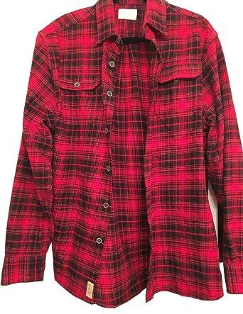 52ba3b052d52b2 Jachs Men's Brawny Flannel Shirt at Amazon Men's Clothing store: