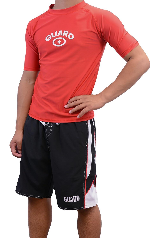81353166b4 Para hombre guard Rashguard UPF 50 + playera de natación - rsg04 m   Amazon.com.mx  Deportes y Aire Libre