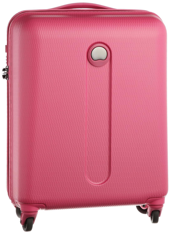 [デルセー] HELIUM スーツケース ヘリウム  10年保証 超軽量 機内持込可 小型 容量32L 縦サイズ54cm 重量2.3kg DHZ1-49 B00A1YSM6Y ピンク