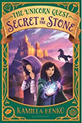 Secret in the Stone (The Unicorn Quest Book 2) Kindle Edition