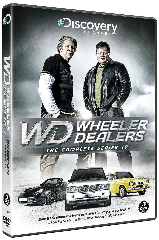Wheeler Dealers Series 10 Dvd Uk Import Amazon De Dvd Blu Ray