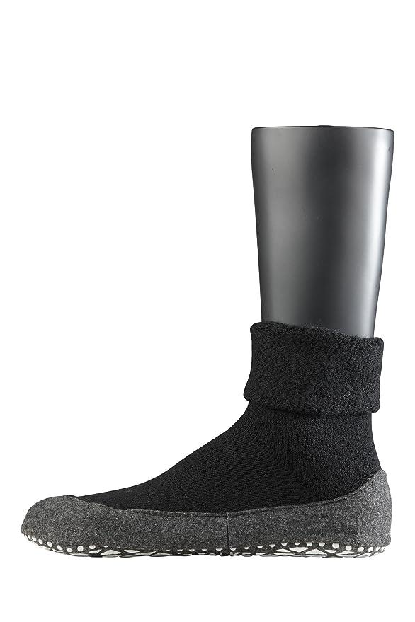 16560 - Calcetines cortos para mujer, color noir (black 3000), talla talla francesa: FR : 39-40 (Taille fabricant : 39/40) Falke