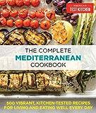 The Complete Mediterranean Cookbook: 500