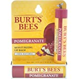 Burt's Bees Lip Balm, Pomegranate Oil, 0.15 oz