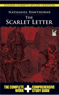the scarlet letter thrift study edition dover thrift study edition