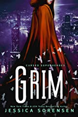 Grim (My Cursed Superhero Life Book 1) Kindle Edition