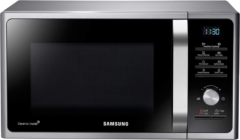 Samsung MS28F303TAS/EG - Microondas Microondas Samsung. plata